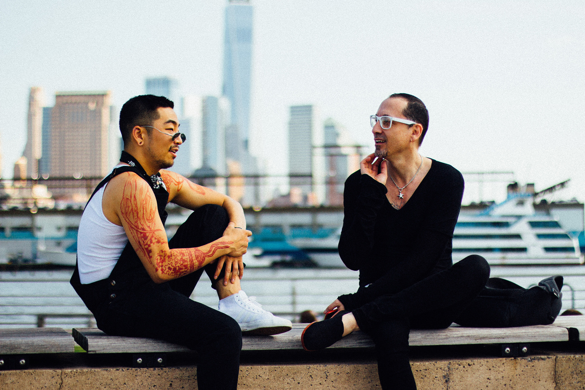 Two queer New Yorkers from different generations talk Pride