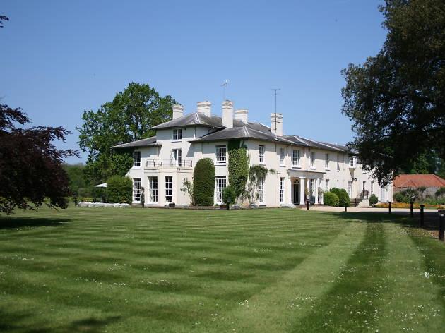 Congham Hall Hotel, Grimston