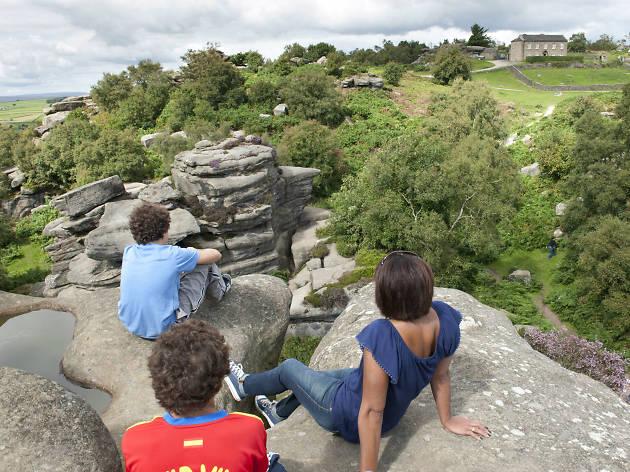 Brimham Rocks - TTD Harrogate EITW