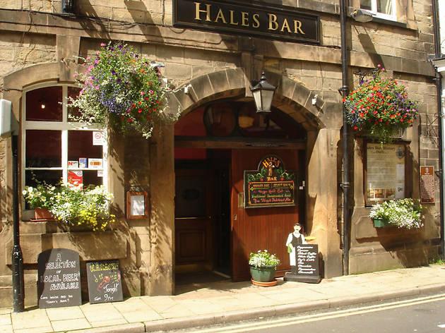 Hales Bar - TTD Harrogate EITW
