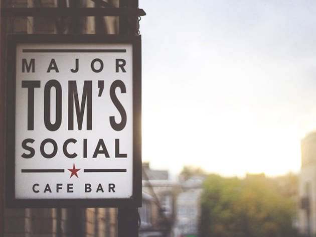 Major Tom's Social - TTD Harrogate EITW