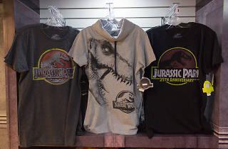 Pop-up store Jurassic World: El reino caído