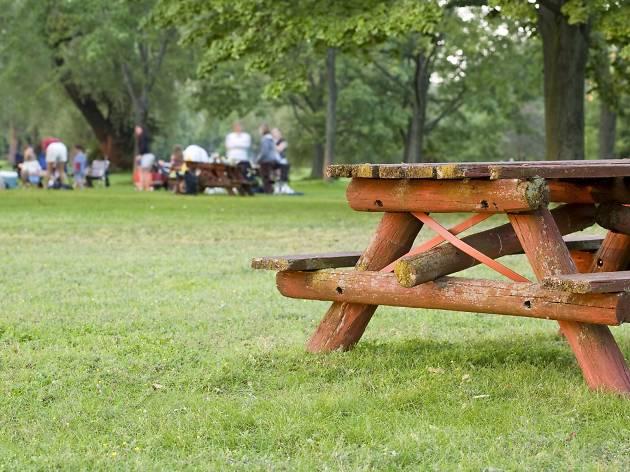 Àrea de pícnic