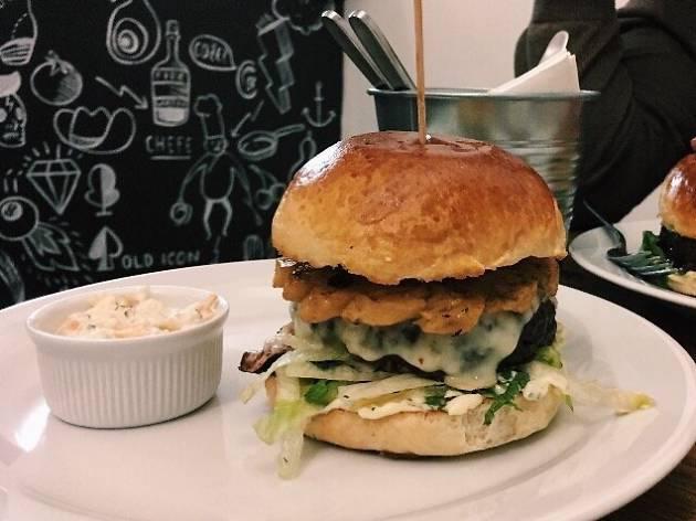 Hillbilly Burger