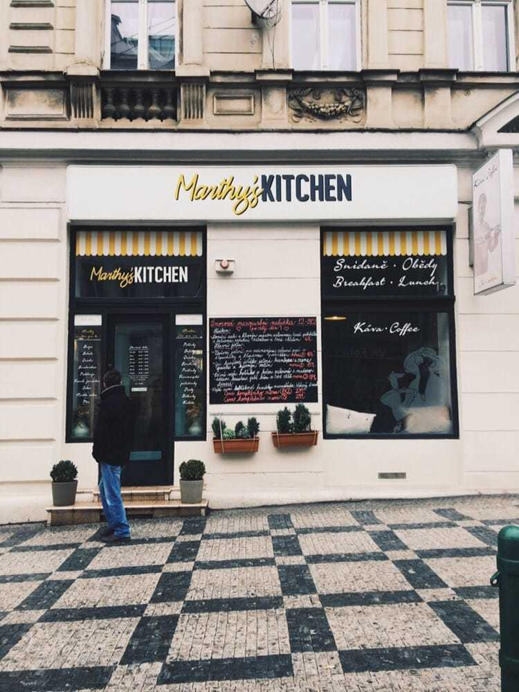 Marthy's Kitchen