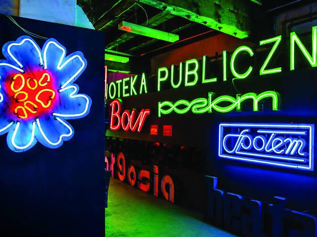 Neon Muzeum Warsaw