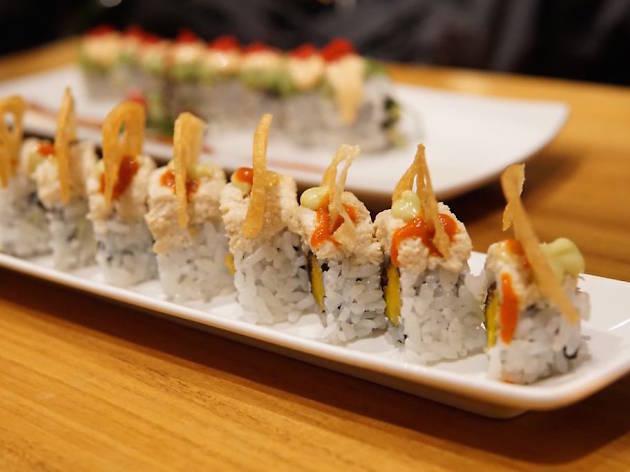 Shizen Vegan Sushi Bar & Izakaya
