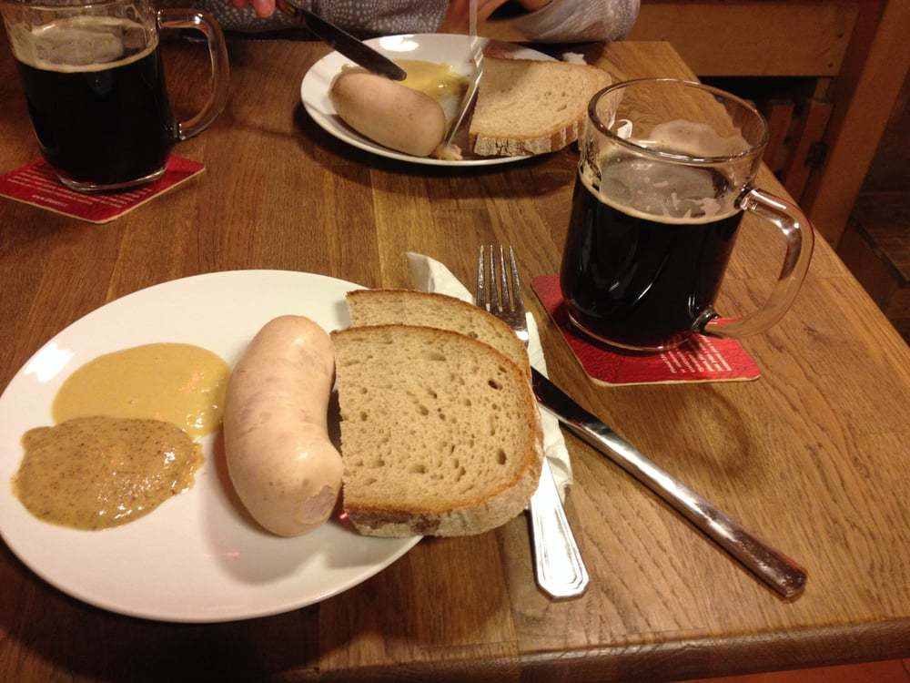 Pivo a Párek