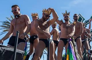 Marcha LGBTTTI