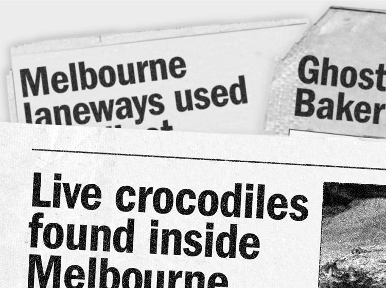 Learn 9 mysterious Melbourne urban legends
