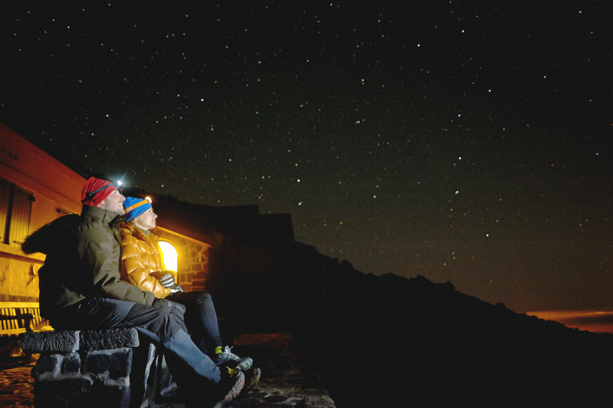 Mount Teide Stargazing