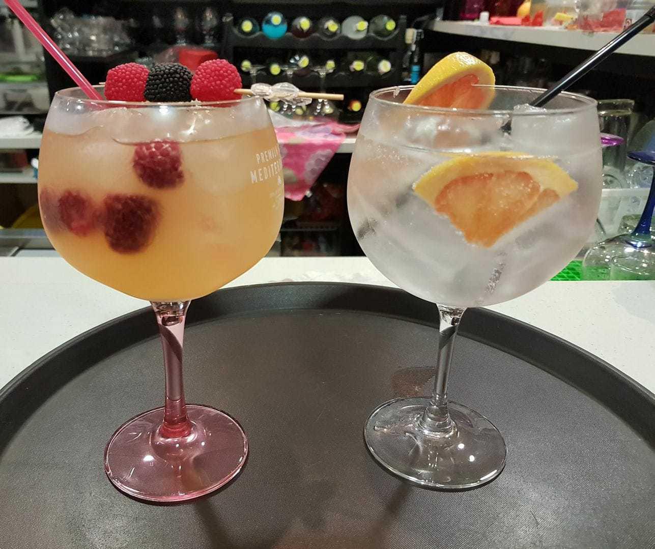 Casablanca Gin Bar, Tenerife