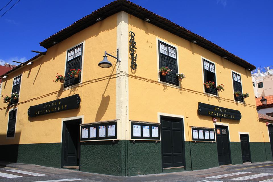 Restaurante Regulo, Tenerife