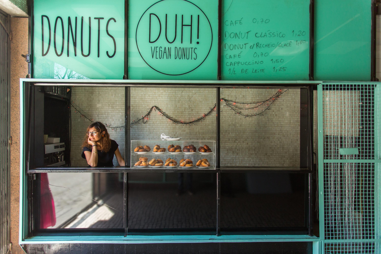 DUH! Vegan Donuts