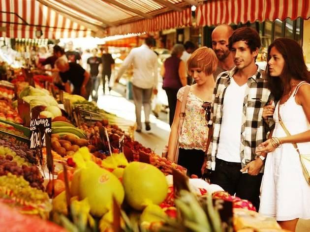Naschtmarkt, Vienna