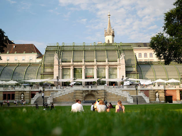 Palmenhaus, Vienna