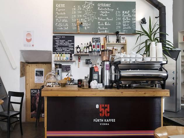 Fürth Kaffee, Vienna