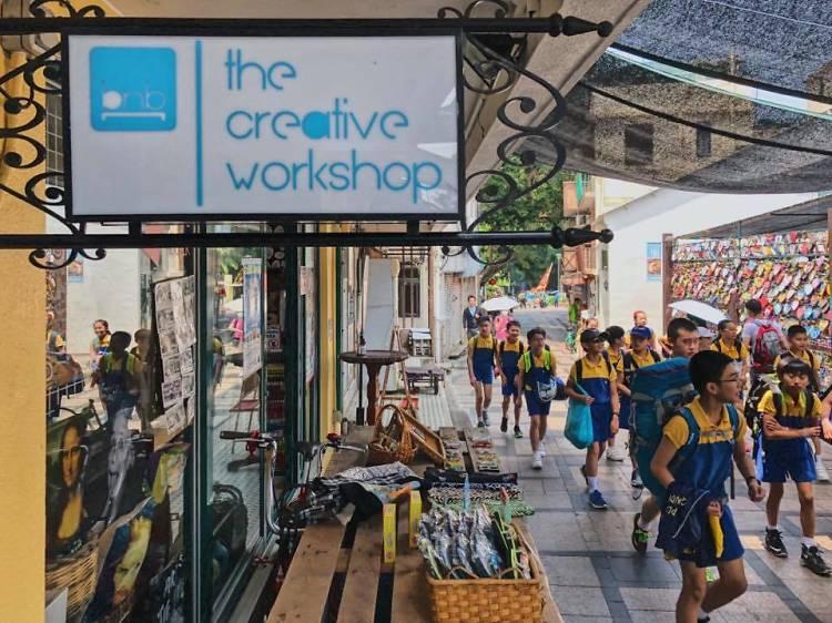 BnB The Creative Workshop