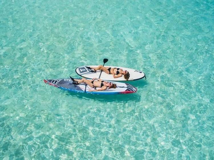 Stand Up Paddle a Mallorca