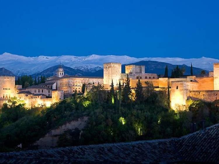 Ruta arquitectònica i de tapes per Granada
