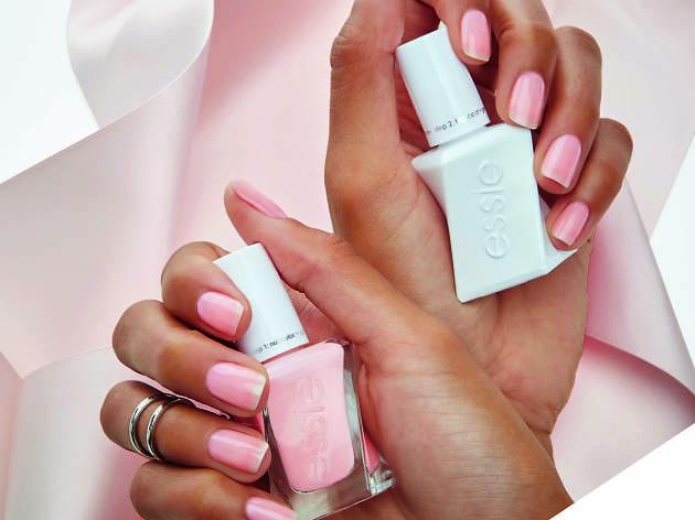 Manicure: Sparkl