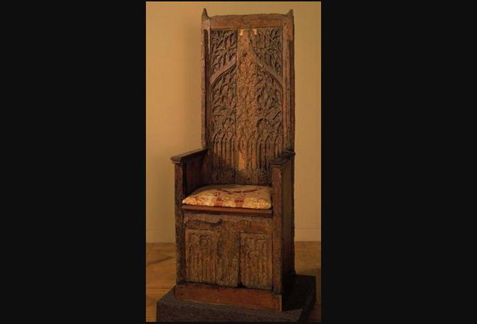 cadeira de estado