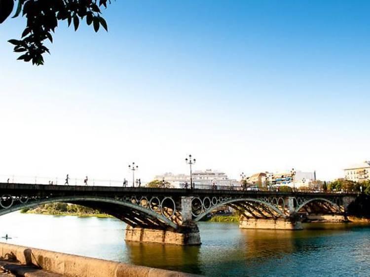 De creuer pel Guadalquivir a Sevilla