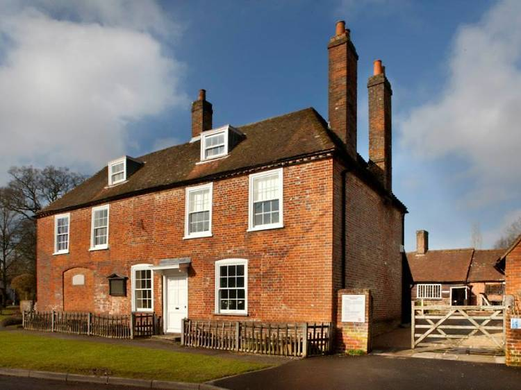Check out Jane Austen's house