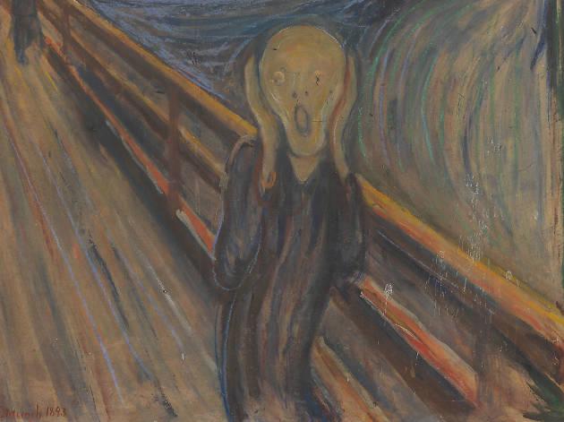Edvard Munch, Nasjonalmuseet