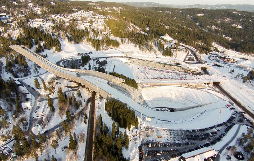 Holmenkollen, Oslo