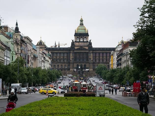 Wenceslas Square | Attractions in Prague