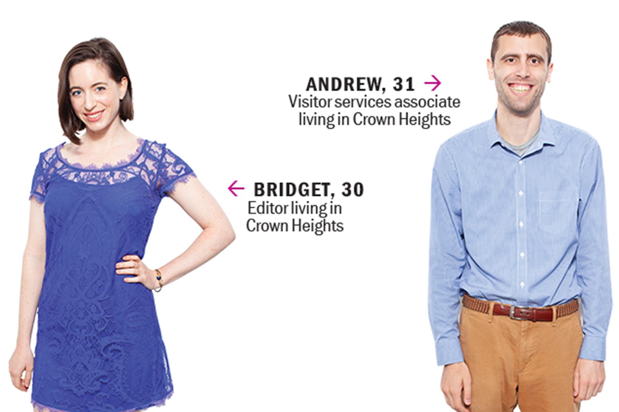 Bridget and Andrew