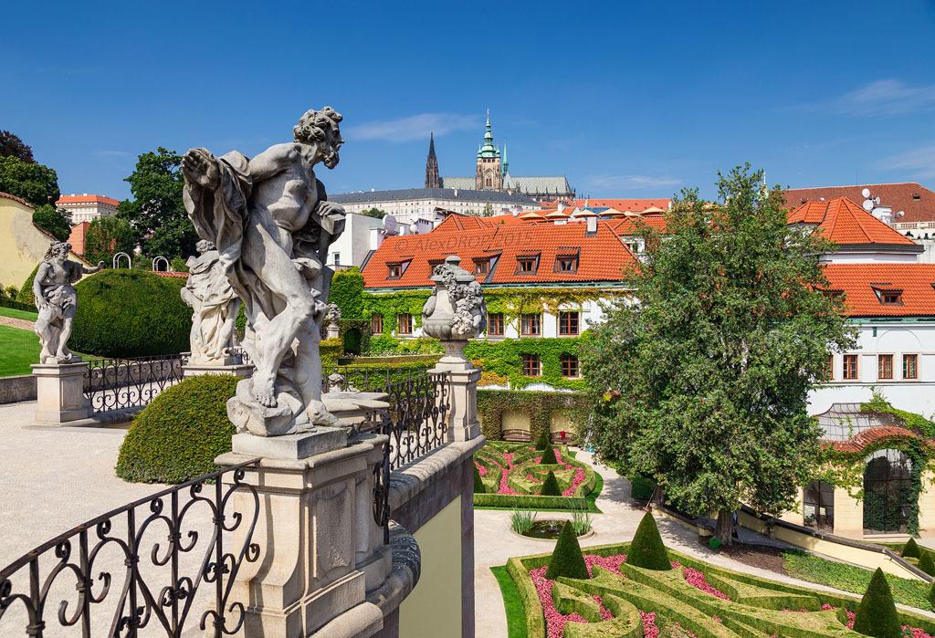 Vrtba Gardens
