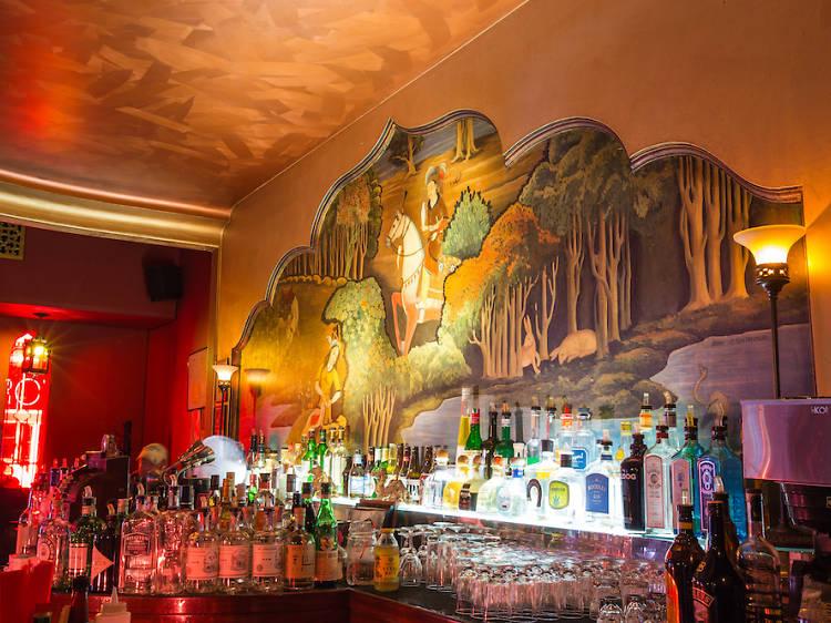 Best Legacy Bar presented by Flor de Caña Rum