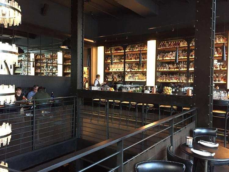 Best Restaurant-Bar Program