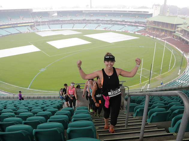 Stadium Stomp SCG
