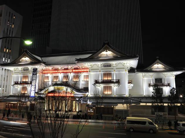 歌舞伎座が8月1日に異例の4部制で再開