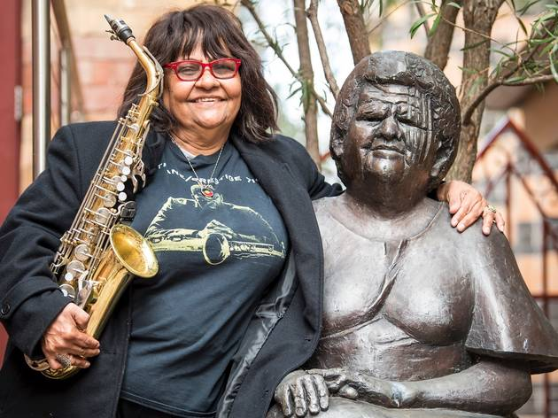 Koori Radio host Marlene Cummins shares her Redfern hotspots