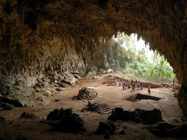 Flores TTD Liang Bua Cave