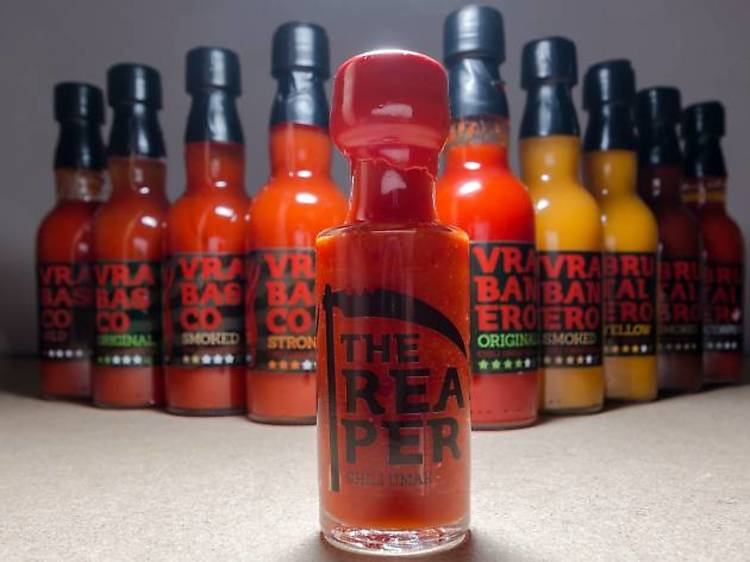Hot sauce by Volim Ljuto