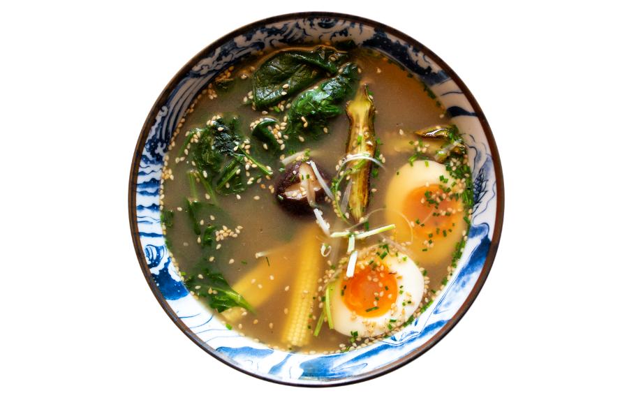 Ramen, Ikeda Japanese Cuisine