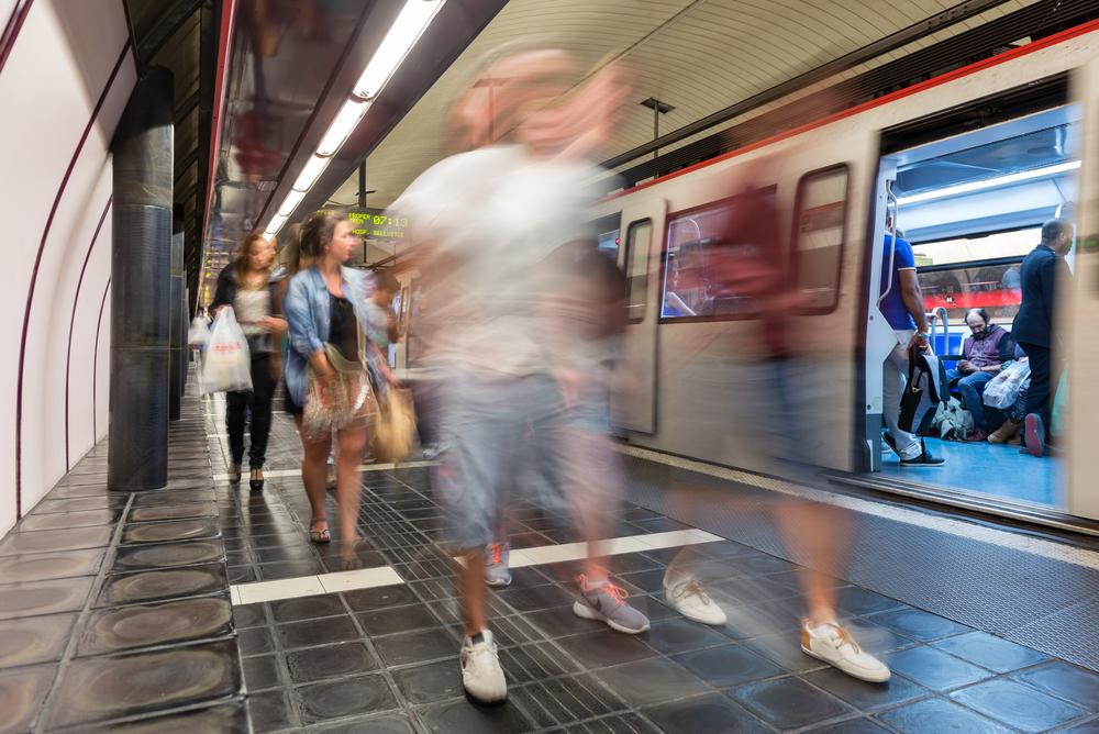 Parada Metro Rocafort