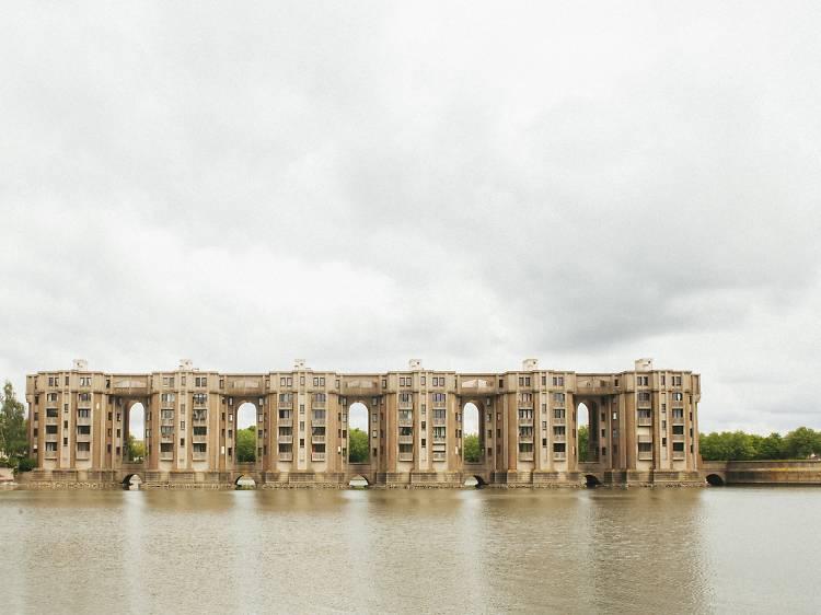 Le Viaduc de Montigny - Montigny-le-Bretonneux