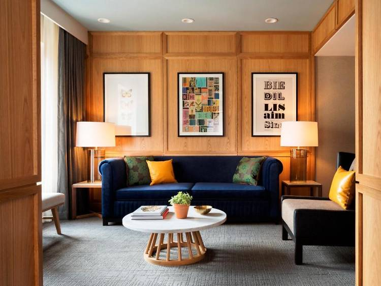 The 10 best hotels in Cleveland