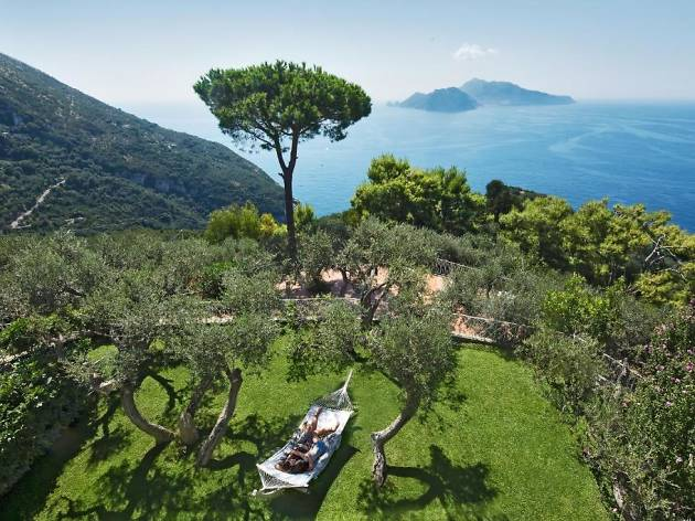 The 10 best hotels in Sorrento