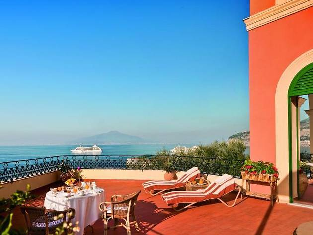10 Stunning Sorrento Hotels You Need To See