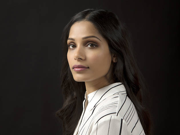 Freida Pinto: 'I would absolutely do a Bond film with ...