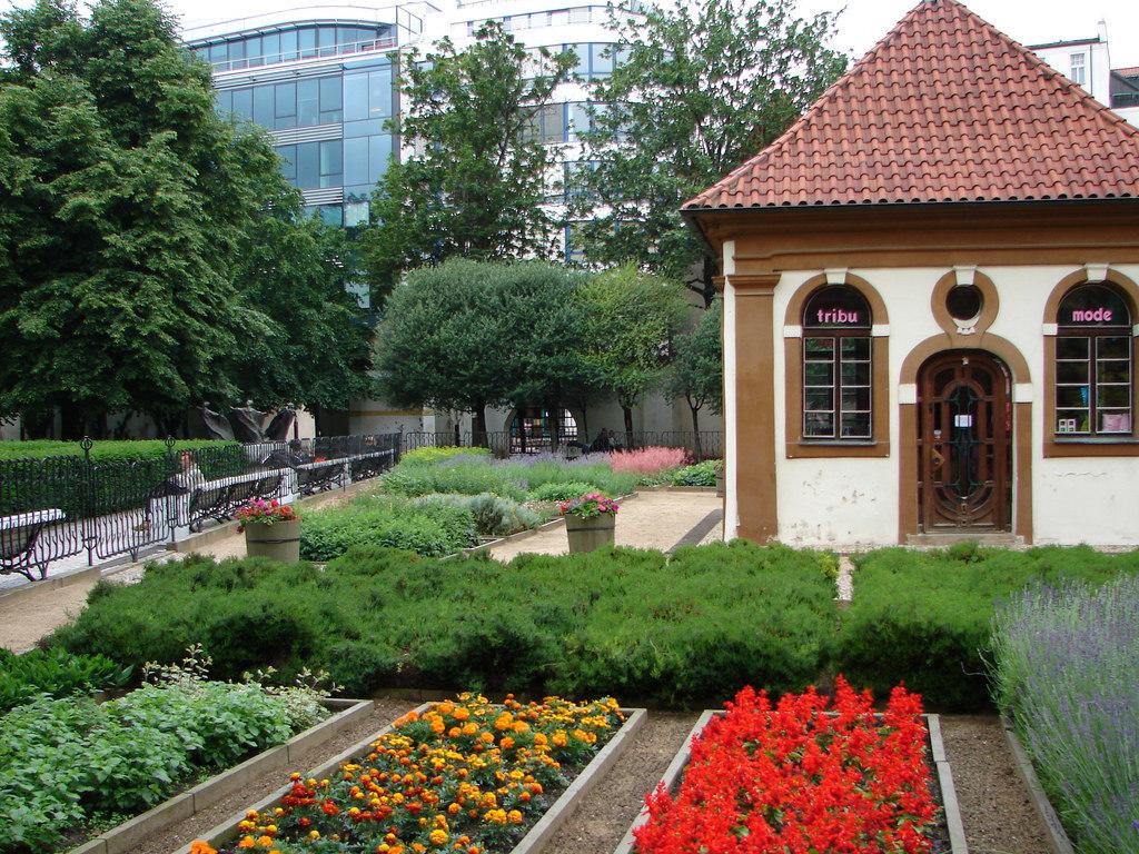 Frantiskanska Zahrada