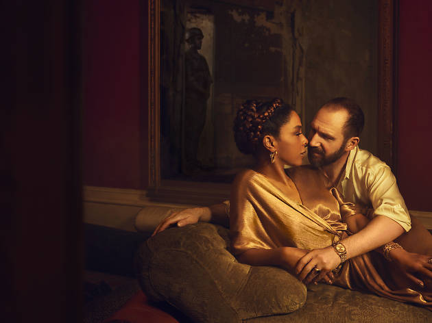Antony & Cleopatra, National Theatre, Ralph Fiennes