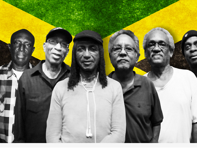 The Kingston All Stars + Funkadesi